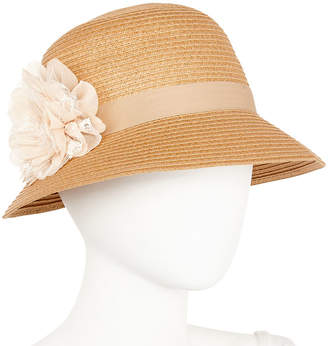 0a090197360dd Cloche August Hat Co. Inc. Lace Flower Hat