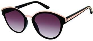 Elie Tahari Women's Th703 Oxrgd Round Sunglasses