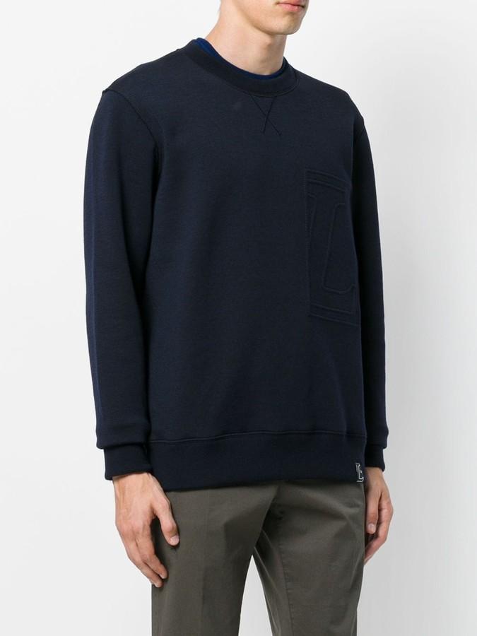 Lanvin crewneck sweatshirt