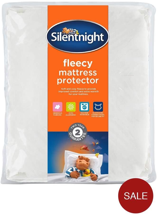 Warm And Cosy Fleece Matress Protector - Db