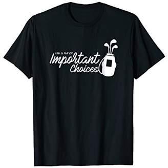 Funny Mens Golf Shirts