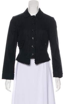 Marc by Marc Jacobs Accented Single-Breasted Blazer
