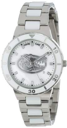 "Game Time Women's COL-PEA-FLA ""Pearl"" Watch - Florida"