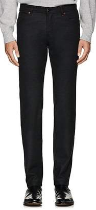 Marco Pescarolo Men's Cashmere Flannel Slim Pants