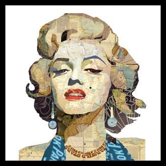 Soundslike HOME Sounds Like Home Collage Art Marilyn