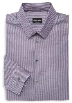 Giorgio Armani Stripe Dress Shirt