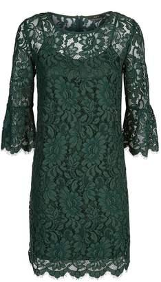 SET Lace Shift Dress