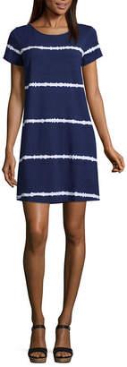 Liz Claiborne Button Back Dress - Tall