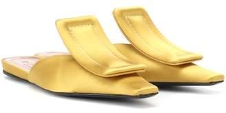 Marni Satin slippers