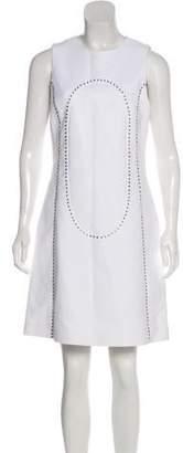 Michael Kors Studded Knee-Length Dress w/ Tags