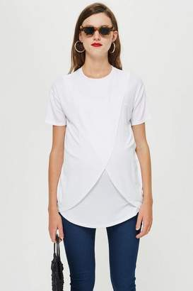 Topshop **Maternity Nursing T-Shirt