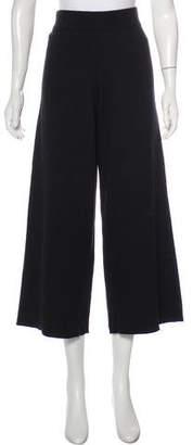 Becken High-Rise Wide-Leg Lounge Pants