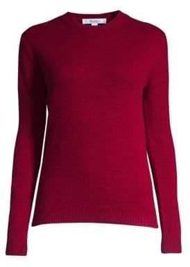 Max Mara Bartolo Crew Solid Cashmere Sweater