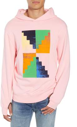 Frame Pyramid Classic Fit Hoodie