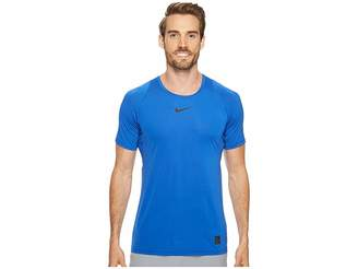Nike Pro Fitted Short Sleeve Training Top