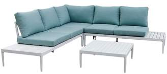 4 Seater Coogee Outdoor Lounge & Table Set