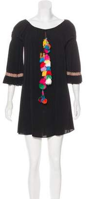 T-Bags LosAngeles Tbags Los Angeles Long Sleeve Mini Dress