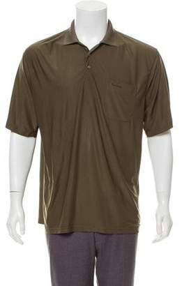 Paul Smith Embroidered Polo Shirt