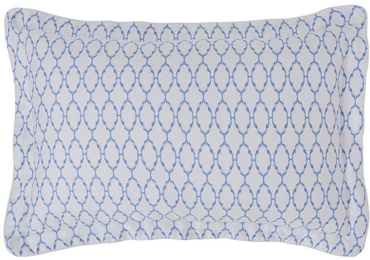 Marina 100% Cotton Sateen 300 Thread Count Oxford Pillowcase Pair