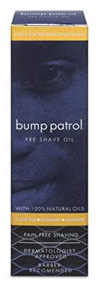 Bump Patrol Pre-Shave Oil - Natural Essential Oils For Softer