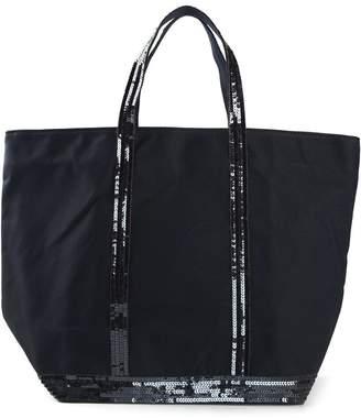 Vanessa Bruno sequins embroidered tote bag