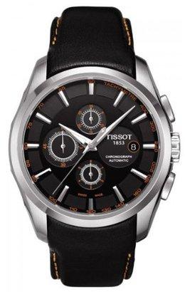 Tissot (ティソ) - ティソ (Tissot) 腕時計 COUTURIER クチュリエ オートマチック クロノグラフ T0356271605101 メンズ [正規輸入品]