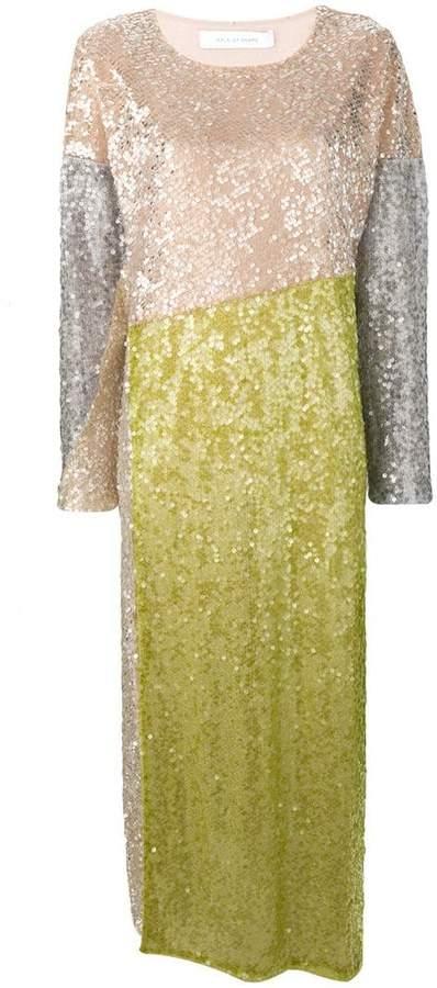 Walk Of Shame sequins embellished dress