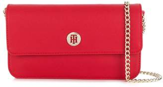 Tommy Hilfiger monogram crossbody bag