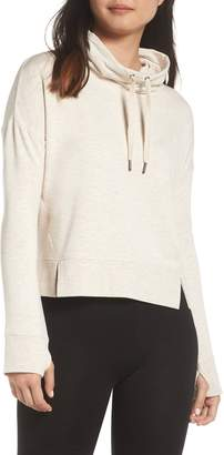 UGG Miya Funnel Neck Lounge Top