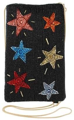 Mary Frances Embellished Star Evening Bag