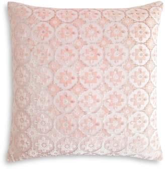 Kevin OBrien Kevin O'Brien Studio Small Moroccan Velvet Decorative Pillow, 18 x 18