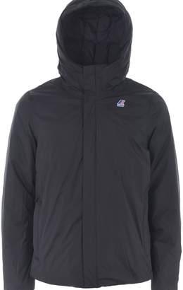 K-Way K Way Hooded Jacket