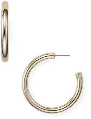 Aqua Classic Tube Hoop Earrings - 100% Exclusive