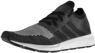 adidas Swift Run PK Trainers Grey