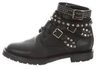 Saint Laurent Light Boowling Boots