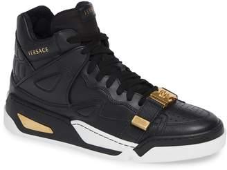 Versace Atlas Mid Top Sneaker