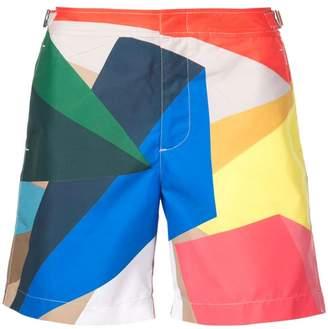 Orlebar Brown printed swim shorts