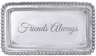 Mariposa Friends Always Beaded Statement Tray