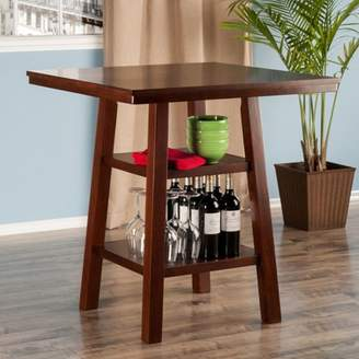 Winsome Wood Winsome Orlando Counter Height Dining Table
