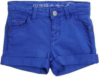 GUESS Denim shorts - Item 42570400JF
