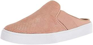 Kaanas Women's San Rafael Contrast Heel Lace-up Leather Casual Fashion Sneaker