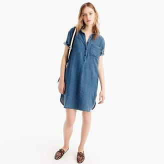 Chambray shirtdress $69.50 thestylecure.com