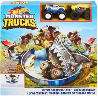 Hot Wheels Monster Trucks Play Set