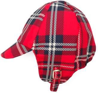 Mini Rodini check hat