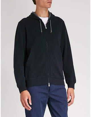 Brunello Cucinelli Spa jersey hoody