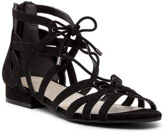Kenneth Cole New York Villa Caged Lace-Up Sandal