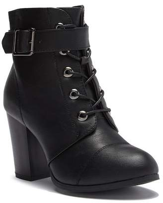 Top Moda Possible Heeled Booties