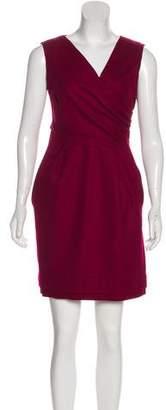 Diane von Furstenberg Neeta Wool Mini Dress