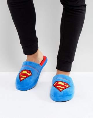 Fizz Creations Fizz Superman Logo Slippers