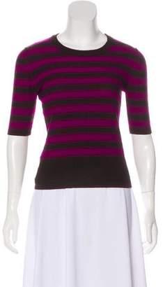 Sonia Rykiel Wool-Blend Striped Sweater